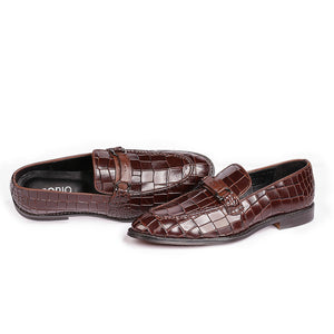 Cordovan Loafer (Brown)