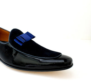 bow tie loafers
