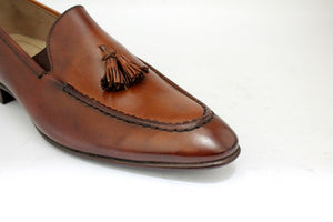 Tassel up Loafer