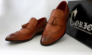 Semi formal Tassel loafers