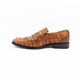 Tan Brogue Loafer