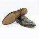 Dark Brown Crocodile Loafer
