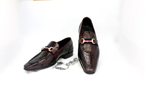 patent gucci loafers