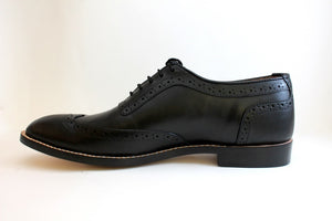 Classic brogue style