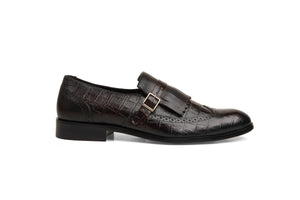 Single Buckle Brogue
