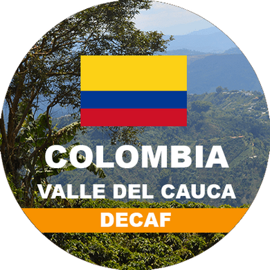 COLOMBIA SUGARCANE DECAF VALLE DEL CAUCA