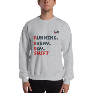 Men's 'Running Every Day' Sweatshirt