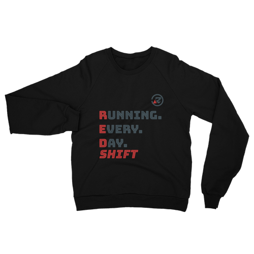 Women's 'Running Every Day' Sweatshirt