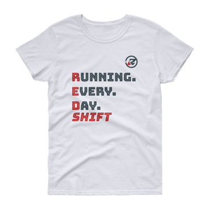 Women's 'Running Every Day' Tee