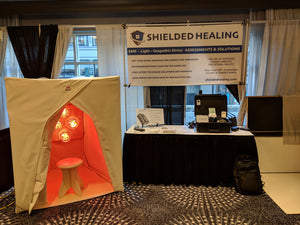 EMF mitigation solutions procured by Shielded Healing