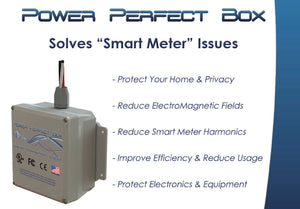 Super Power Perfect Box  The Best Whole House Dirty Electricity Filter