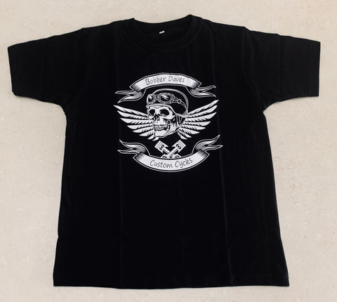 BDCC T-Shirt  with BDCC Skull Logo