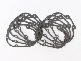Clutch Release Cover Gaskets - Fits Dyna 2006up, FXST 2007up, Touring 2007up with 6 speed transmission