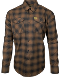Dixxon Shirt - Mens Chachi Flannel Shirt