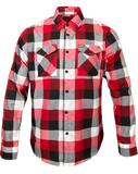 Dixxon Shirt - Mens Hammer Flannel Shirt