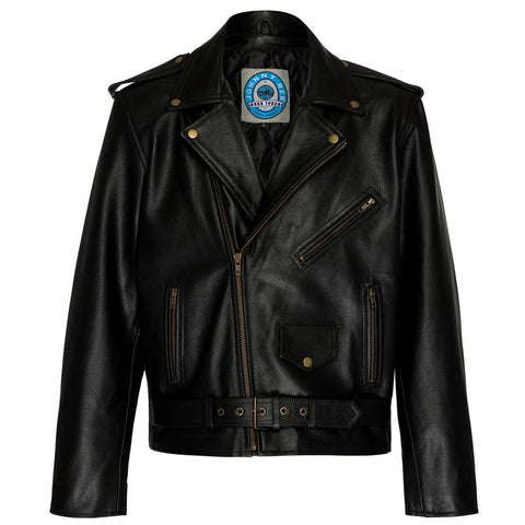 Johnny Reb Kings Canyon Leather Jacket