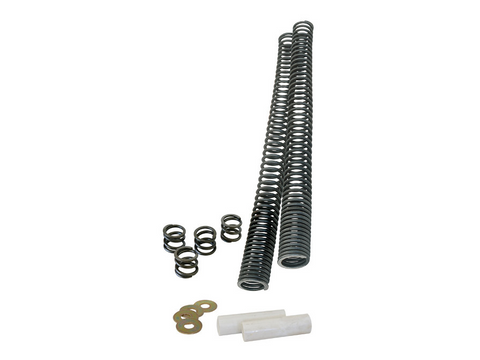 Adjustable Height Fork Spring Lowering Kit - Yamaha XVS650 1998up