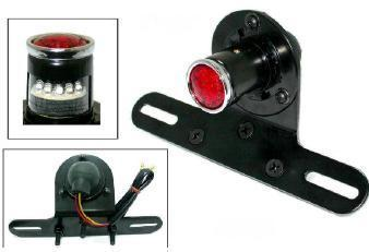 Covert Classic Taillight - Black