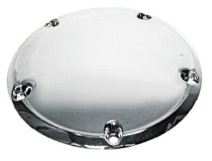 Derby Cover - Domed Chrome -5 Hole