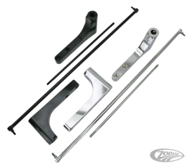 "Forward Control Extension Kit (6"") for XL Sportster by Zodiac"