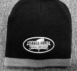 BDCC Beanie with Bobber Daves Oval Bike Logo