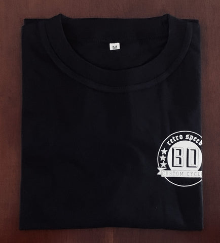 BDCC LONG SLEEVE T-SHIRT WITH BDCC Logo