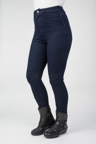 "Bull-It Lite ""FURY"" Jeggings - Women Indigo Blue"