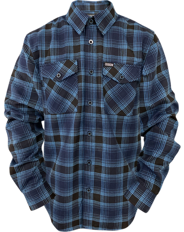 Dixxon Shirt - Mens Conrad Flannel Shirt