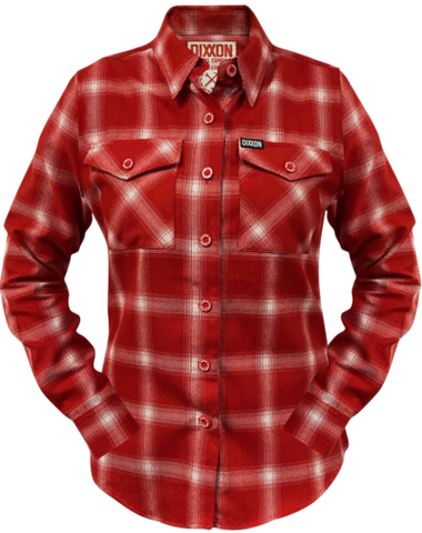 Dixxon Shirt - Ladies 3rd Street Shirt