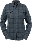 Dixxon Shirt - Ladies Greyscape Shirt