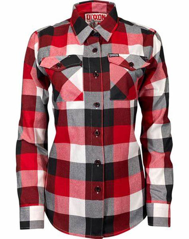 Dixxon Shirt - Ladies Hammer Shirt