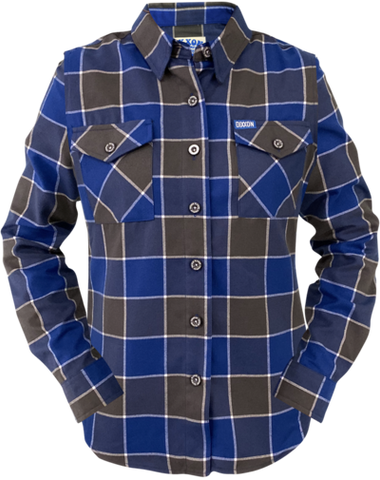 Dixxon Shirt - Ladies Layback Flannel Shirt