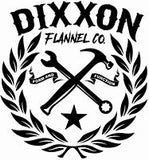 Dixxon Shirt - Mens  Greyscape Flannel Shirt