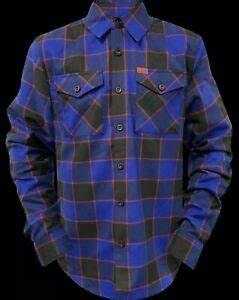 Dixxon Shirt - Mens Voorhees Flannel Shirt