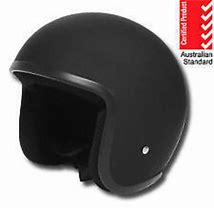 Eldorado EXR Open Face Helmet - Matte Black or Gloss White