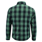 Johnny Reb Waratah Protective Shirt with Kevlar Lining - Forest Green
