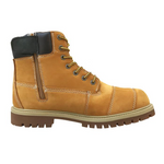 Johnny Reb Rumble II Boots - Wheat