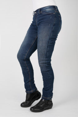 Bull-It SR6 Vintage Easy Protective Jeans - Women