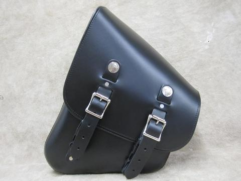 Leatherworks Swing Arm Solo Bag -Softail 2007-2018, Streetbob 2018
