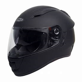 RXT Evo Full-Face Helmet - Matte Black