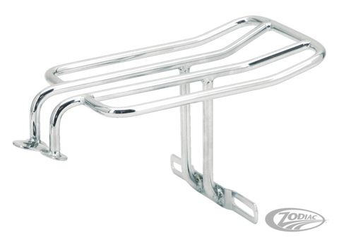 Rear Luggage Rack - fits FLST 1986-2005  Chrome