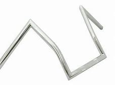 Z-Style Handle Bars - CHROME