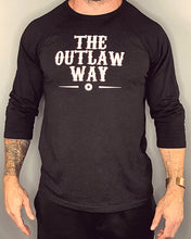 Load image into Gallery viewer, Outlaw Baseball Tee