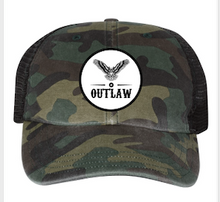 Load image into Gallery viewer, Outlaw Camo Snapback