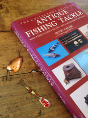 Book:  Antique Fishing Tackle