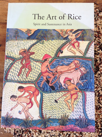 Book:  Art of Rice