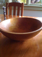 Early American Wooden Bowl