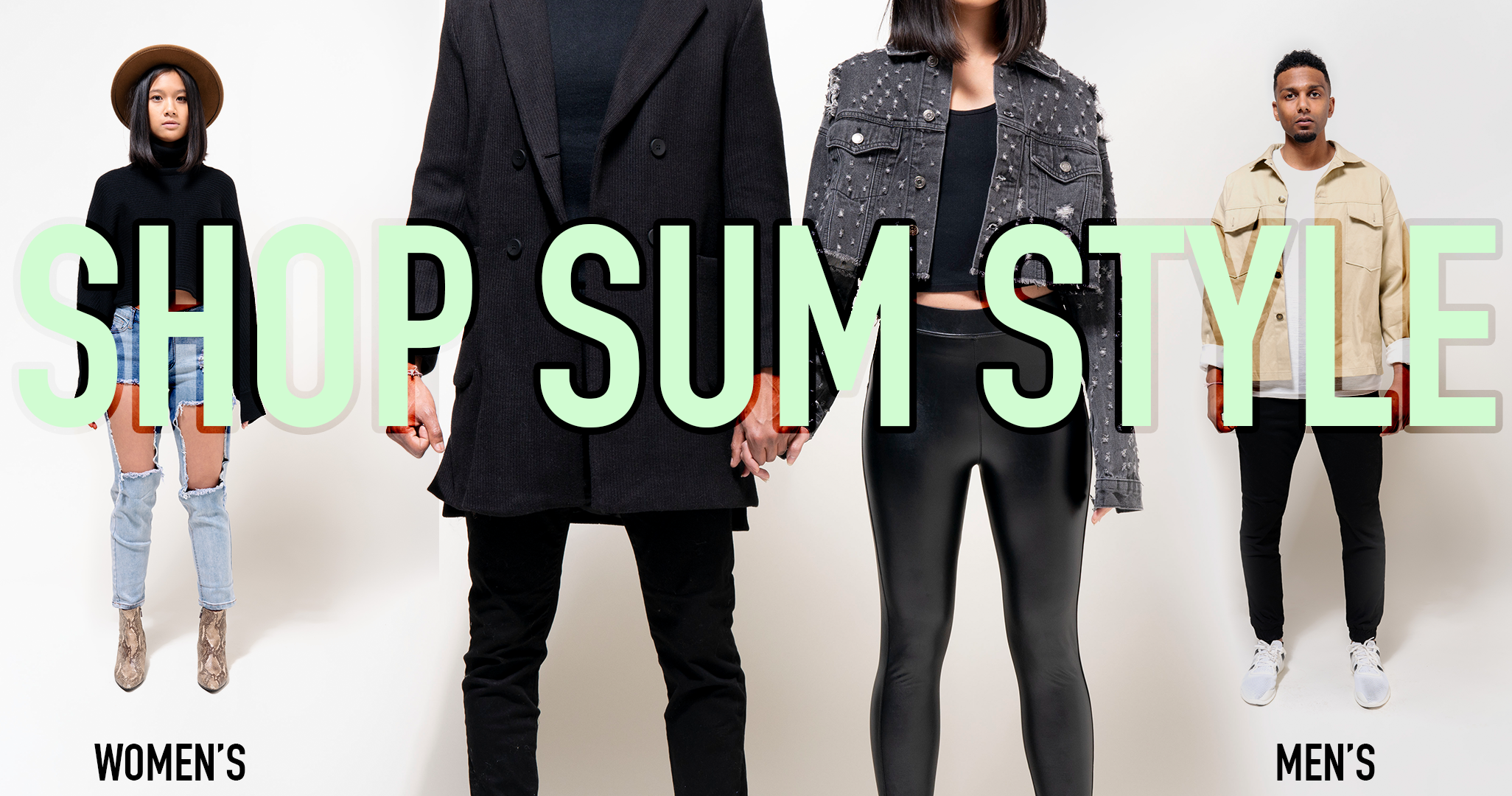 SUM IT UP - The new Ecommerce feature for convenient, private, free personal styling.