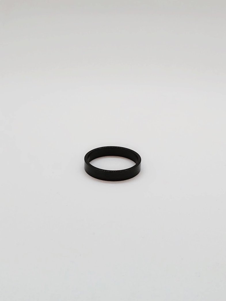 Black Ring - 3mm