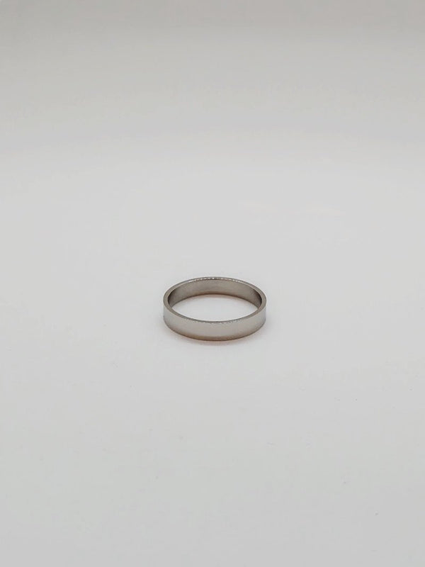 Silver Ring - 3mm